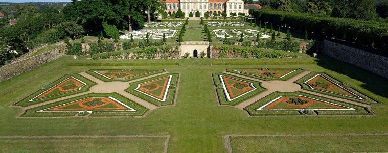 Schloss und Barockgarten Hundisburg