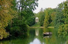 Venustempel im Wörlitzer Park