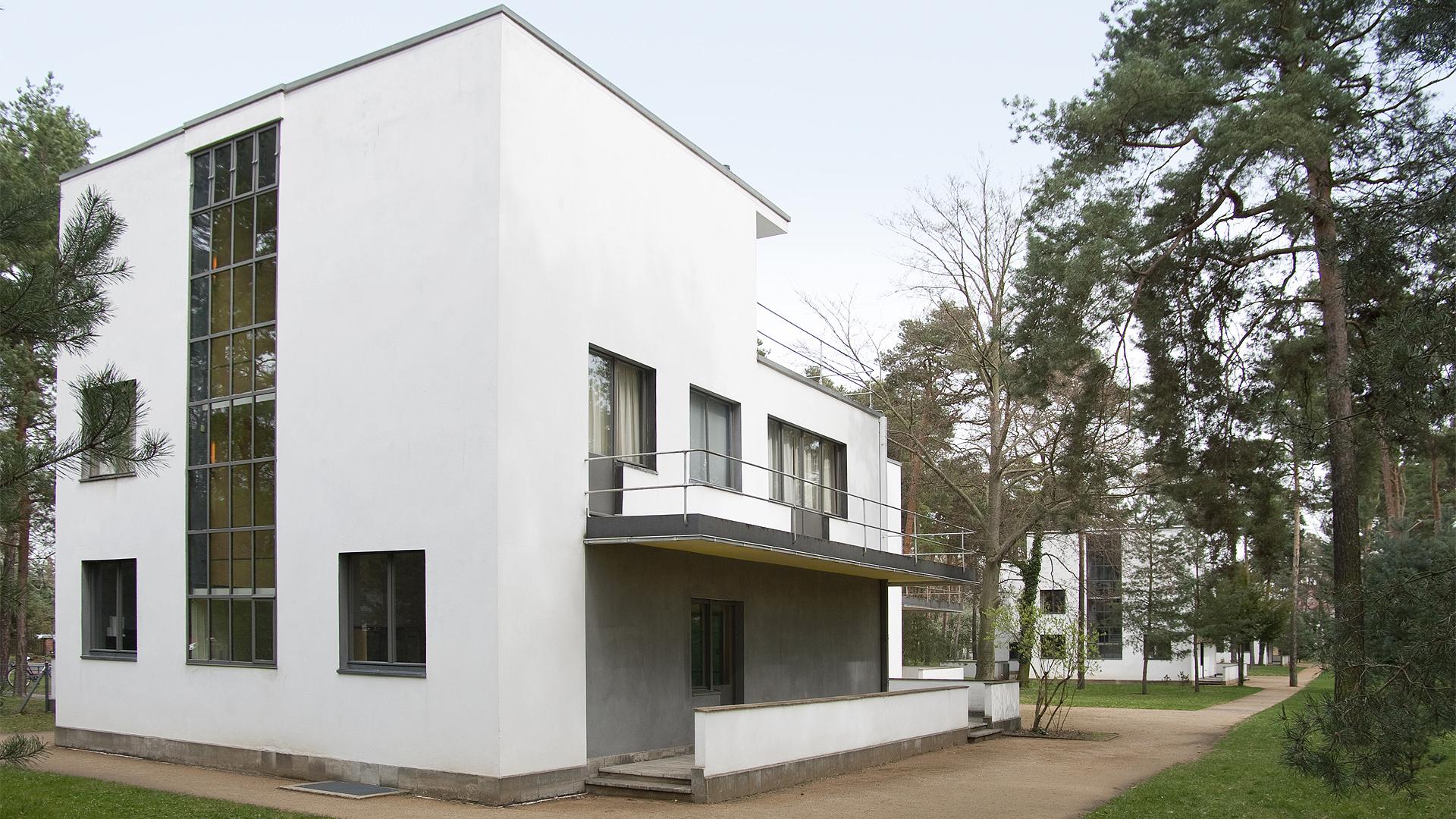 100 jahre bauhaus einladung zu einer inspirierenden for Bauhaus architektur heute