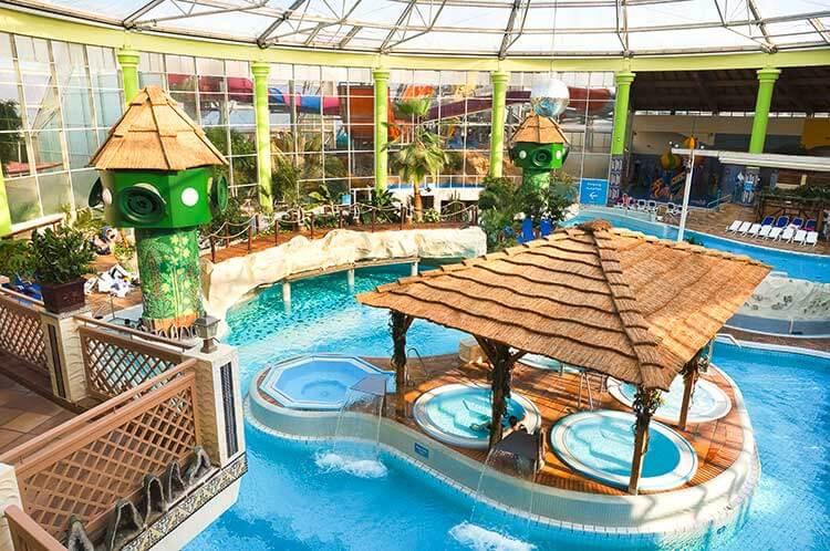 Aqualand Freizeitbad in Köln
