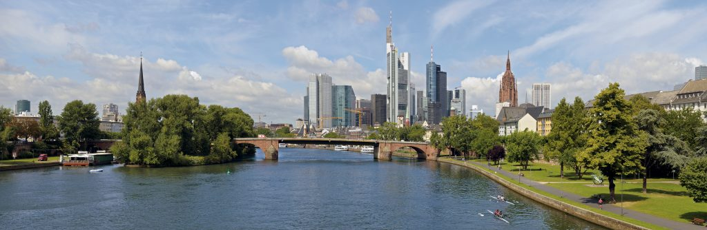 Frankfurt am Main – das Mainhattan