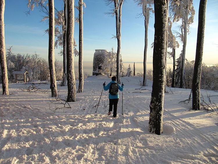 St. Englmar – Wanderung auf Schneeschuhen
