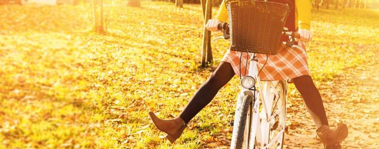 Auf Radreisen Entspannung und Freiheit genießen