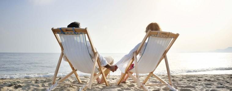 Strand & Meer locken zum Urlaub an die Ostsee