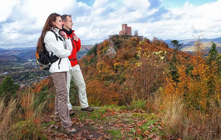 Reichsburg Trifels © Südwestpfalz Touristik e.V.