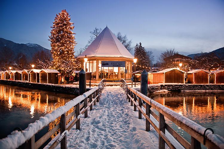 Weihnachtsmärkte am Wasser mit besonderem Charme