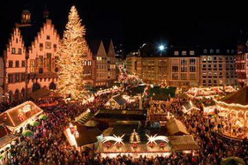 Weihnachsmarkt in Frankfurt am Main