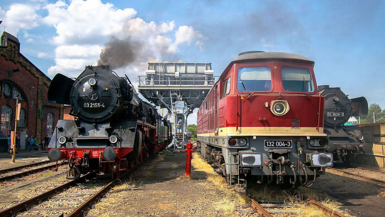 Eisenbahnmuseum Chemnitz